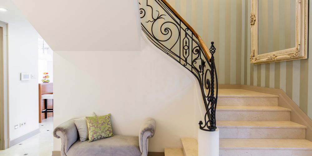 3 ways to make your staircase more interesting