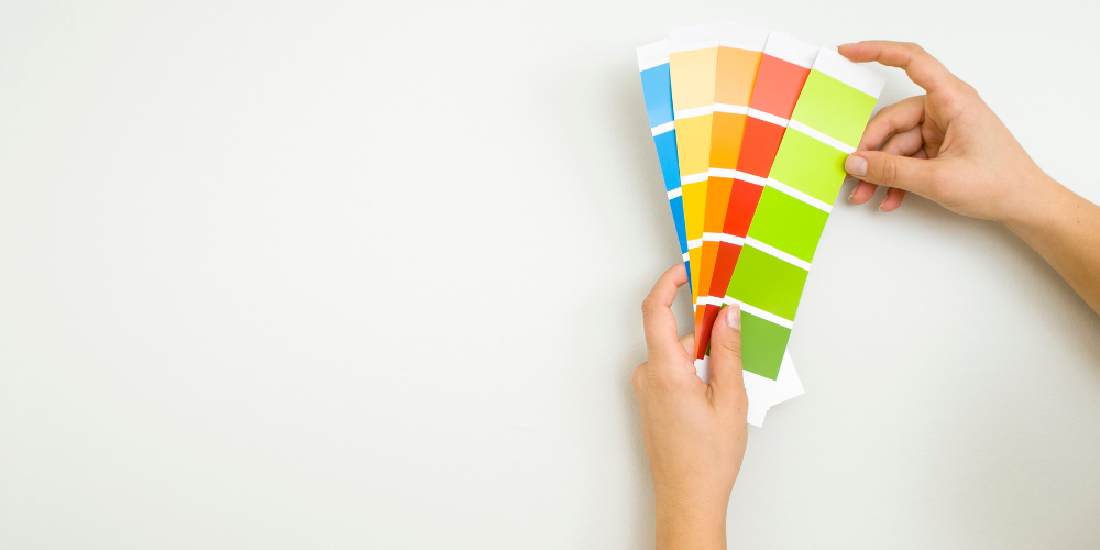 Why it is important to think carefully about your colour schemes