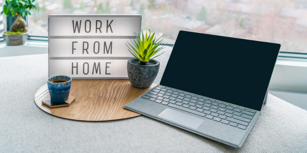 Working from home - how to switch off!